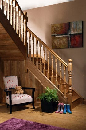 about george quinn staircase parts