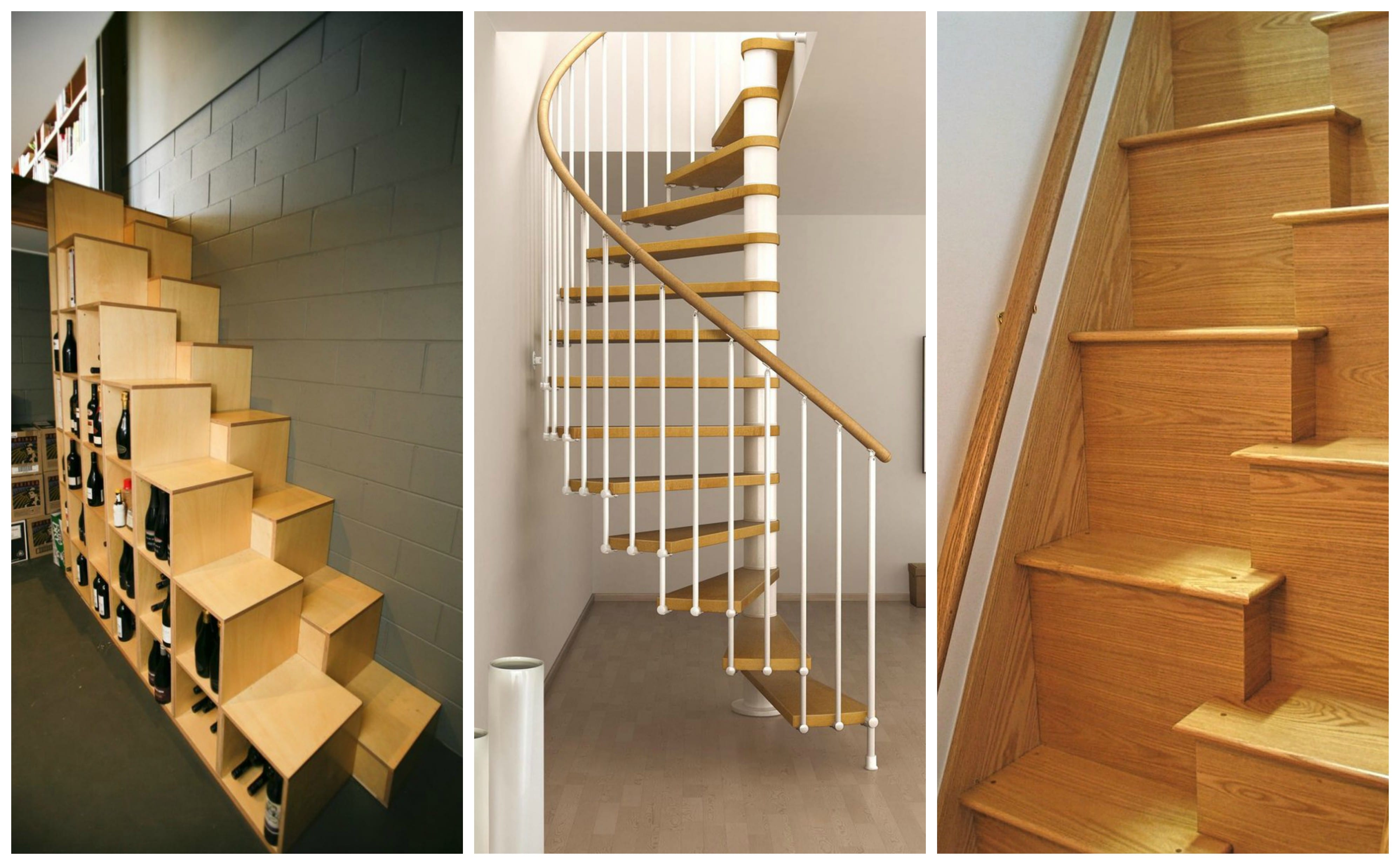 George Quinn Stair Parts Plus - Staircase Design Trends - Space Saving