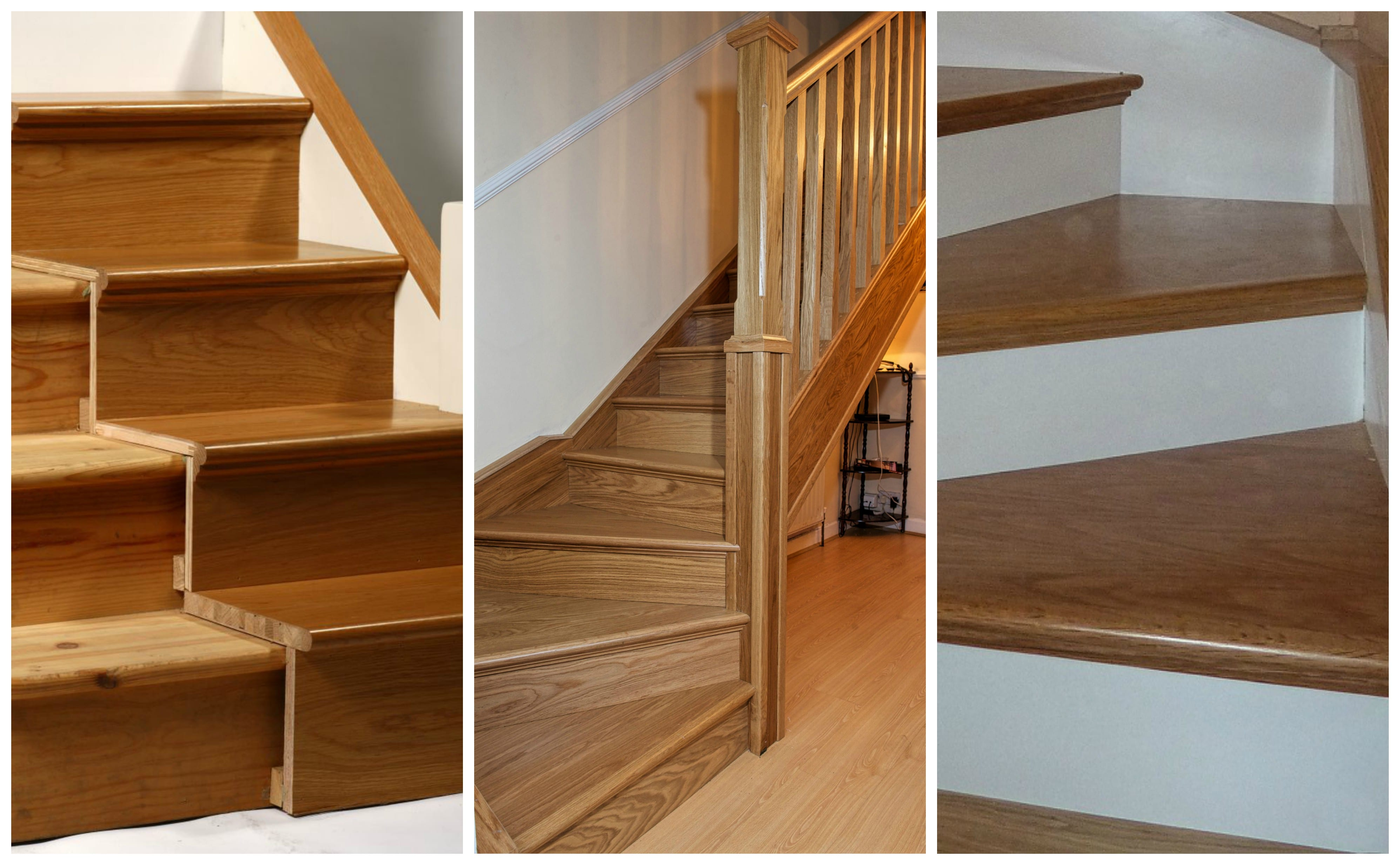 George Quinn Stair Parts Plus - Staircase Design Trends - Cladding